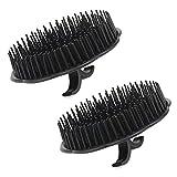 2pcs Scalp Massager Shampoo Brush, Segbeauty...