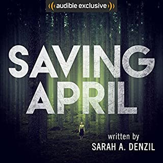 Saving April cover art