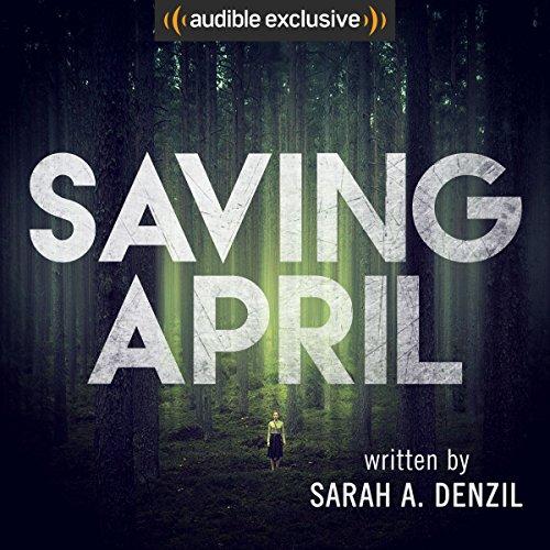 Saving April cover art