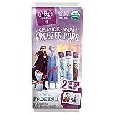 DeeBee's Organics Disney Frozen 2 Organic Ice Wand Freezer Pop 30 Pack