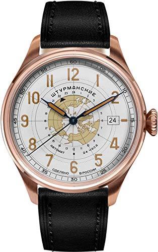Sturmanskie 2432-6829353 Relojes Automáticos Relojes Mecánicos Relojes de Cuerda Manual