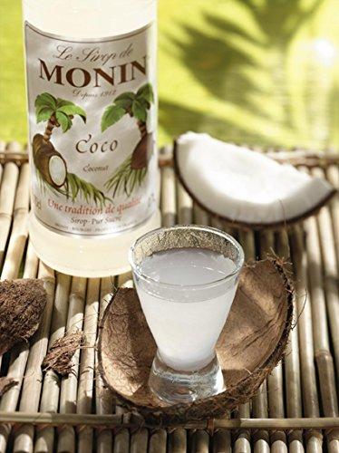 MONIN(モナン)『ココナッツ・シロップ250ml』