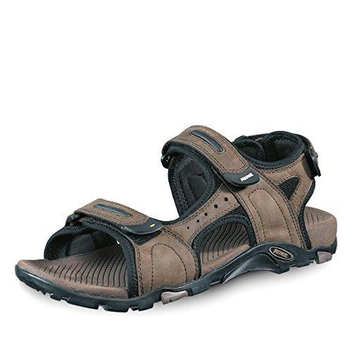 Meindl Unisex 3169 46 Sandal, Dunkelbraun, 45 EU