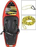 MESLE Kneeboard Package Whizz Hook mit Leine Hook Up