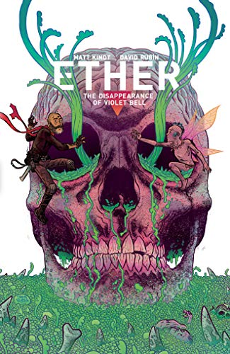 Ether Volume 3: The Disappearance of Violet Bell