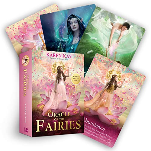 Oracle of the Fairies: A 44-Card Deck and Guidebook