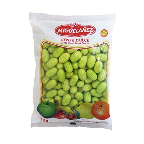Miguelañez Bolsa de Chicles de Melon - 1000 g