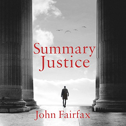 Summary Justice audiobook cover art