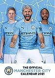 The Official Manchester City F.C. Calendar 2021