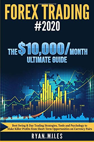 Forex Trading #2020: The 10,000/month Ultimate Guide – Best Swing & Day Trading Strategies, Tools and Psychology to Make Killer Profits from Short-Term Opportunities on Currency Pairs