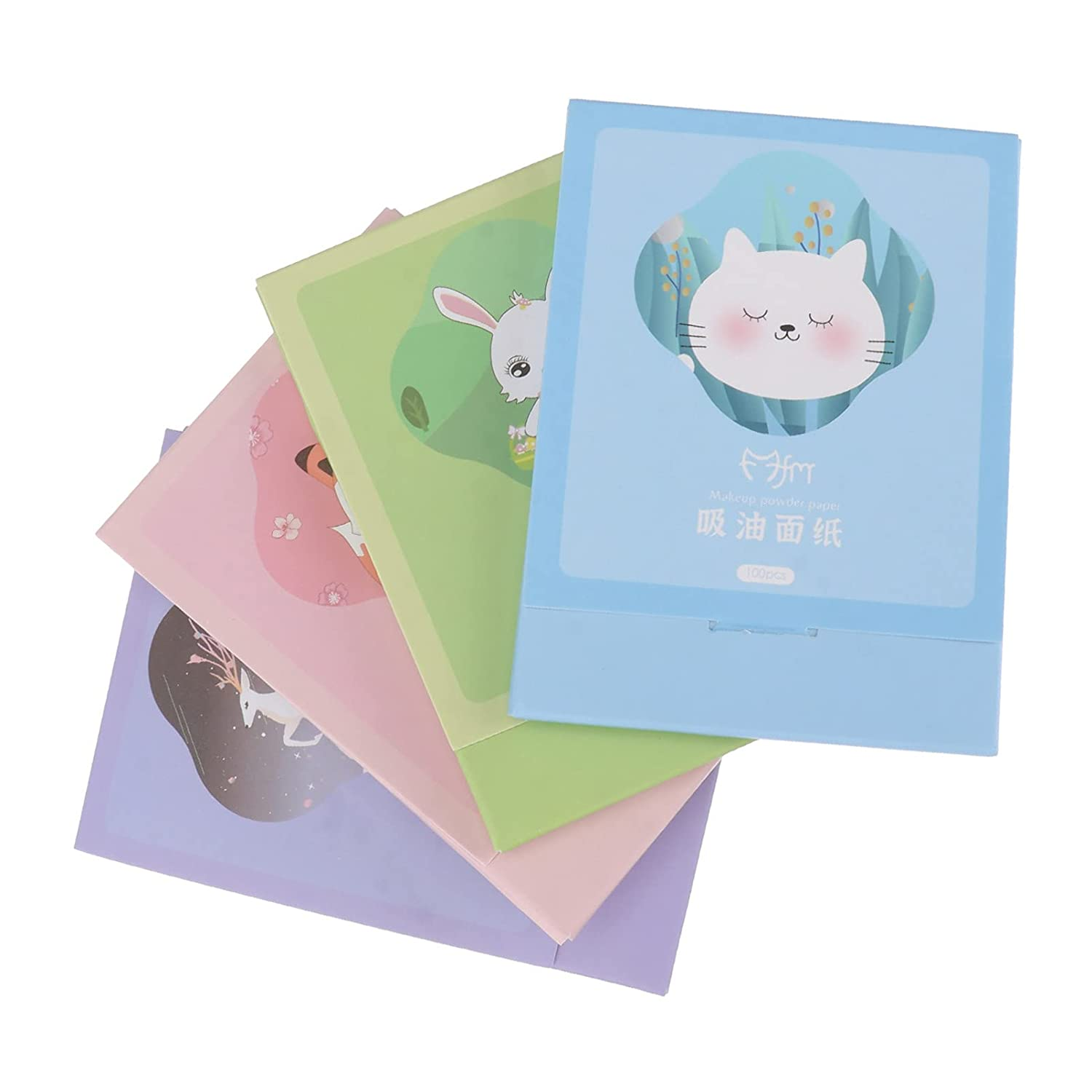 Uonlytech Max 43% OFF 400pcs Oil Absorbing Sheets Facial Absorbin OFFicial site