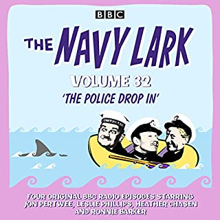 Couverture de The Navy Lark: Volume 32