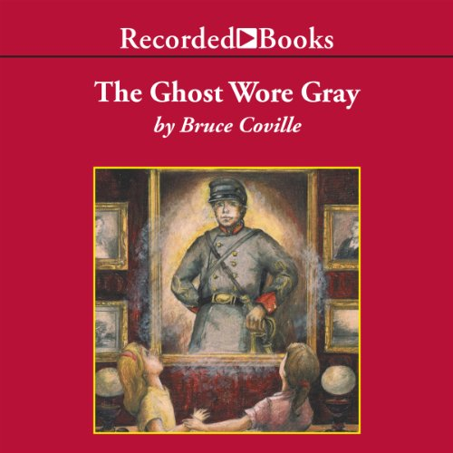The Ghost Wore Gray audiobook cover art