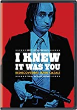 I Knew It Was You: John Cazale (DVD)