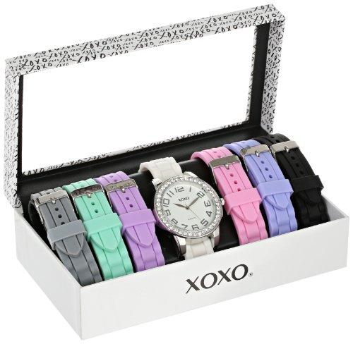 XOXO Women's Analog Watch with...
