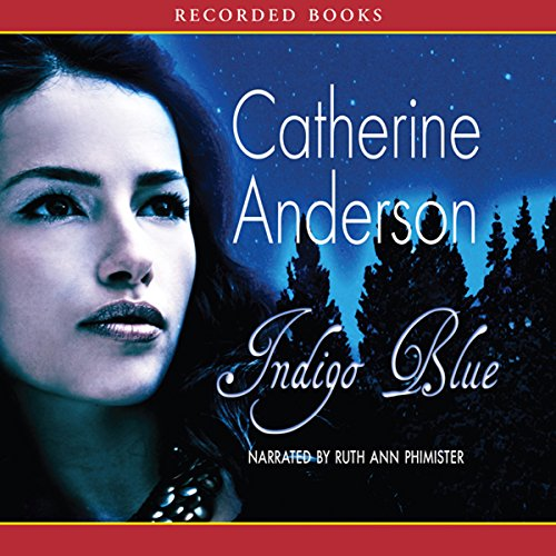 Indigo Blue audiobook cover art