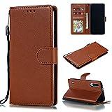 Étui à rabat pour téléphone Étui portefeuille pour Xiaomi MI CC9E / A3, étui de portefeuille...