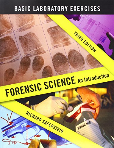 Compare Textbook Prices for Basic Laboratory Exercises for Forensic Science: An Introduction 3rd edition Edition ISBN 9781323019283 by Pearson Learning Solutions