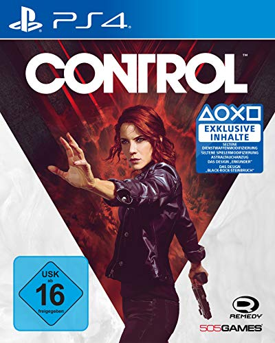 Control – [PlayStation 4 ]