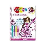 Blopens - Au royaume des princesses - cahier créatif