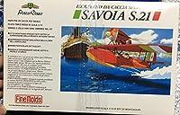ファインモールド 紅の豚 サボイアS.21 試作戦闘飛行艇 1:72スケール