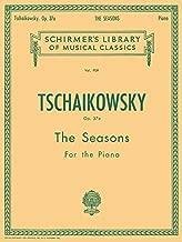 Seasons, Op. 37a: Schirmer Library of Classics Volume 909 Piano Solo (Schirmer's Library of Musical Classics)