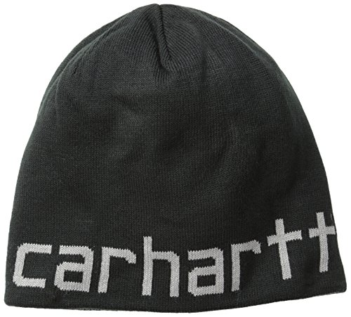 Carhartt Men's Greenfield Reversible Hat,Black,One Size
