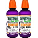 2-Pack TheraBreath Kids Anti-cavity Oral Rinse 16 Oz