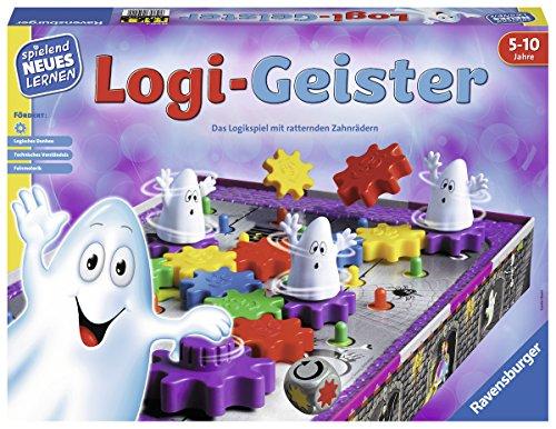 Ravensburger Spielen und Lernen 25042 - Logi-Geister
