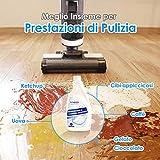 Tineco Rullo per Ricambio e il Filtro HEPA per Lavapavimenti iFloor 3 Floor One S3