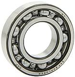 SKF 6207 Light Series Deep Groove Ball Bearing, Deep Groove Design, ABEC 1 Precision, Open...