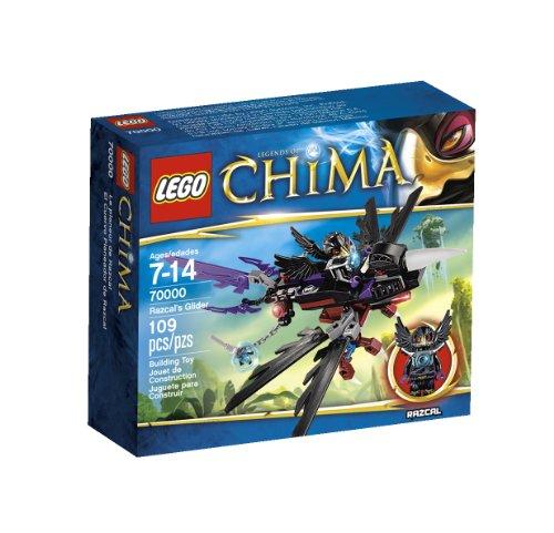 Lego Legends of Chima Razcal's Glider (70000)