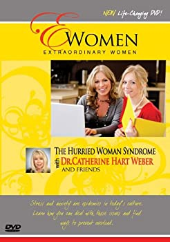DVD Extraordinary Women-The Hurried Woman Syndrome Book