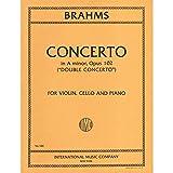 Brahms, Johannes - Double Concerto in a minor Op. 102 - Arranged by Francescatti/Fournier