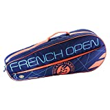 Babolat Unisex's Rh X 3 Club Rg/Fo Racket Holder, Blue/Red, One Size