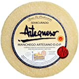 Queso Oveja Semicurado 'DO Manchego' (1 kg) - Artequeso