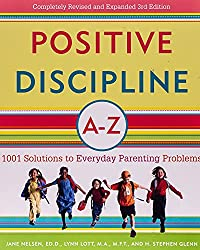 5 Tips for Positive Discipline Parenting - Look! We're Learning!