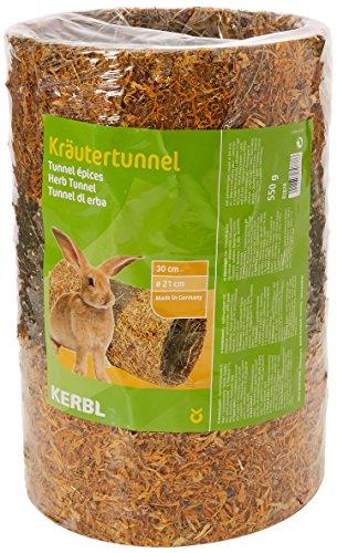 Kerbl Tunnel en Herbe à grignoter 30 x 21 cm