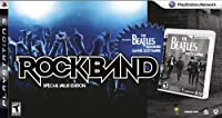 Playstation 3 The Beatles: Rock Band Special Value Edition (輸入版)