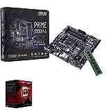 Aufruest PC Bundle Fuer Office/Multimedia/Gaming mit 3 Jahren Garantie! - AMD FX-6300 Hexa-Core 6X 41GHz - 8GB DDR3 RAM - ASUS AM3+ Mainboard - USB 3.0 - VGA - DVI