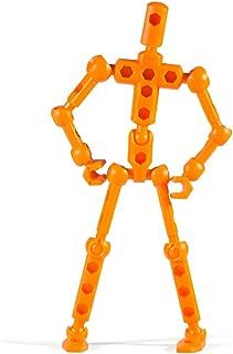 ModiBot Mo Action Figure Kit - Orange