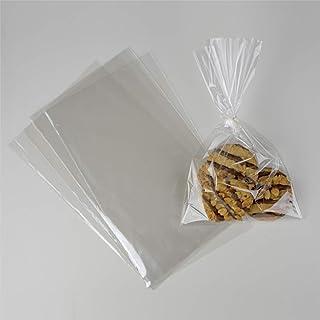 Palucart 100 bustine cellophane 15 x 25 cm Sacchetti per Alimenti Buste per Confetti Spessore 30 Micron