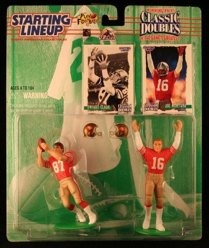 2000 Champ Bailey Starting Lineup Figure Washington Redskins