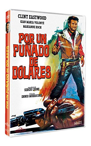 Por un puñado de dólares [DVD]