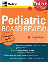 Pediatric Board Review (Pearls of Wisdom)