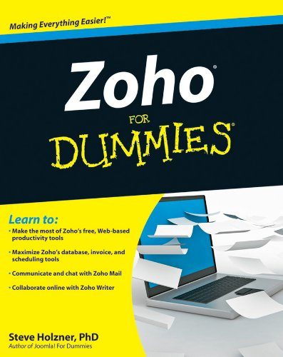 Zoho For Dummies (English Edition)