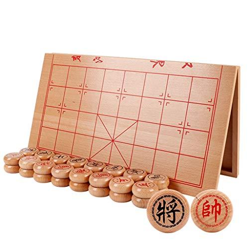 Traditionelle Massivholz Chinesisches Schach