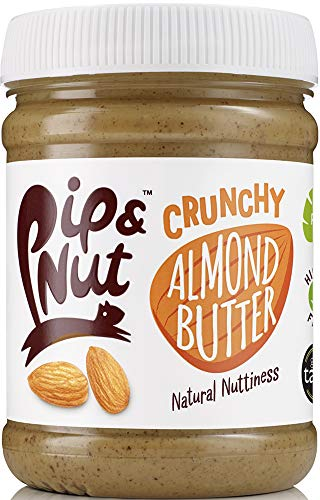 Pip and Nut Crunchy Almond Butter, 225g