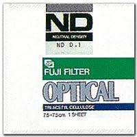 FUJIFILM 光量調整用フィルター(NDフィルター) 単品 フイルター ND 0.5 7.5X 1