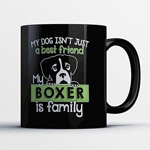 Boxer Dog Gifts - Boxer Mom Coffee Cup - Boxer Mug - Funny Boxer Dog Gift